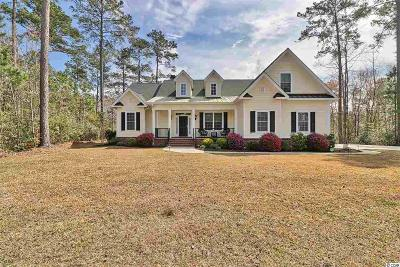 Murrells Inlet Single Family Home For Sale: 7 Sprig Ln.