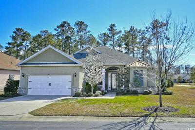 Murrells Inlet, Garden City Beach Single Family Home For Sale: 402 Valhalla Ln.