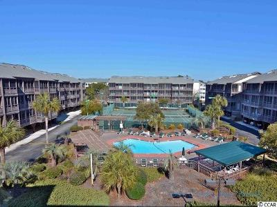 North Myrtle Beach Condo/Townhouse For Sale: 206 2nd Ave. N #168