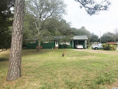 Georgetown County, Horry County Single Family Home For Sale: 508 Windy Hill Rd.