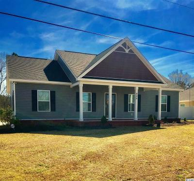 Aynor, Galivants Ferry Single Family Home Active Under Contract: 846 8th Ave. N
