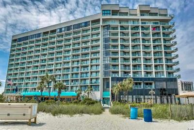 Myrtle Beach Condo/Townhouse For Sale: 201 N 74th Ave. N #2928