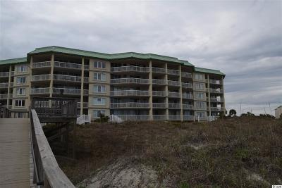 Pawleys Island Condo/Townhouse For Sale: 125 S Dunes Dr.
