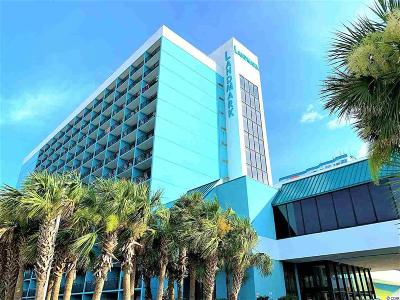 Myrtle Beach Condo/Townhouse For Sale: 1501 Ocean Blvd. S #605