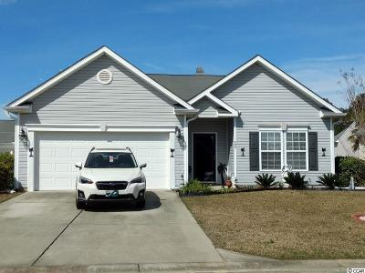 Myrtle Beach Single Family Home For Sale: 605 Menlo Park Ln.