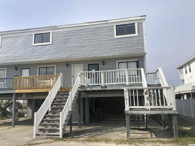 North Myrtle Beach Condo/Townhouse For Sale: 5101 N Ocean Blvd. #3