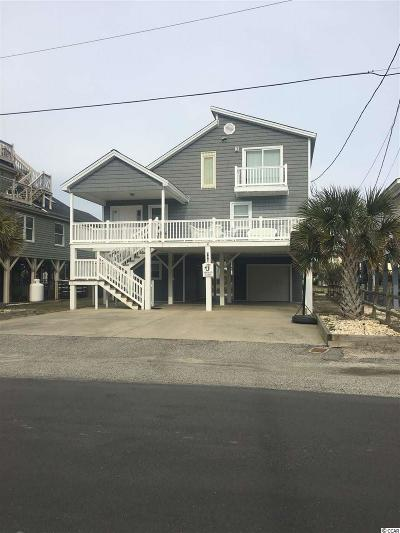 North Myrtle Beach Single Family Home For Sale: 306 49th Ave. N