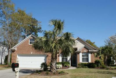 Pawleys Island Single Family Home For Sale: 27 Boatmen Dr.