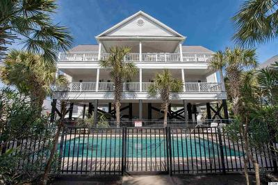 North Myrtle Beach Single Family Home For Sale: 204 24th Ave. N