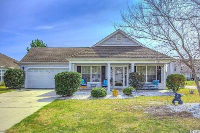 Myrtle Beach Single Family Home For Sale: 2641 Scarecrow Way