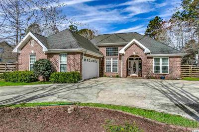 Myrtle Beach Single Family Home For Sale: 305 Muirfield Rd.