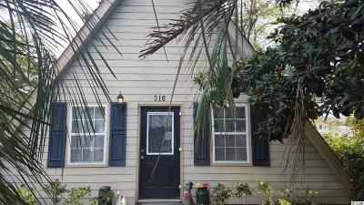 Single Family Home For Sale: 316 13th Ave. S