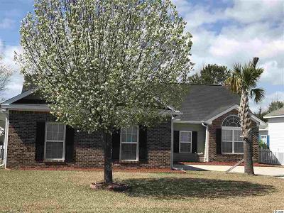 Myrtle Beach Single Family Home For Sale: 314 Sherrybrook Dr.