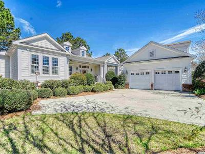 Pawleys Island Single Family Home For Sale: 199 Cottage Ct.