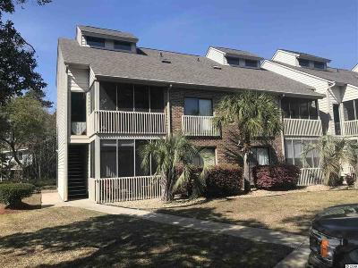 Surfside Beach Condo/Townhouse Active Under Contract: 1356 Glenns Bay Rd. #101A