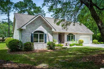 Georgetown Single Family Home For Sale: 152 Capt Anthony White Ln.