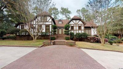 Hartsville Single Family Home For Sale: 1109 Pine Lake Dr.