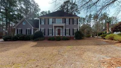 Hartsville Single Family Home For Sale: 1421 Winyah Way