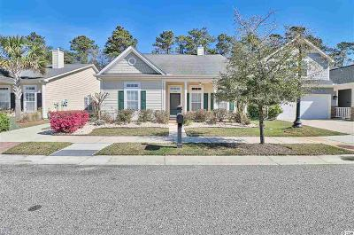 Myrtle Beach Single Family Home For Sale: 1894 Heritage Loop