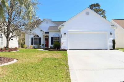 Murrells Inlet Single Family Home For Sale: 1388 Oakmont Ct.