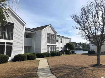 Surfside Beach Condo/Townhouse For Sale: 8805f Chandler Dr. #8805F