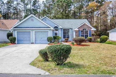 Myrtle Beach Single Family Home For Sale: 4835 Southern Trail
