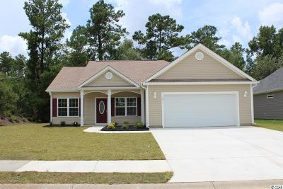 Conway Single Family Home Active Under Contract: 101 Barons Bluff Dr.