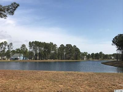 Georgetown County, Horry County Residential Lots & Land For Sale: 650 Waterbridge Blvd.
