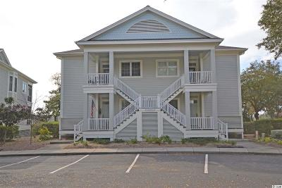 Pawleys Island Condo/Townhouse For Sale: 39 McKissick Dr. #4D
