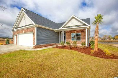 Myrtle Beach Single Family Home For Sale: 834 Waccamaw River Rd.