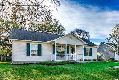Conway Single Family Home For Sale: 357 Sean River Rd.