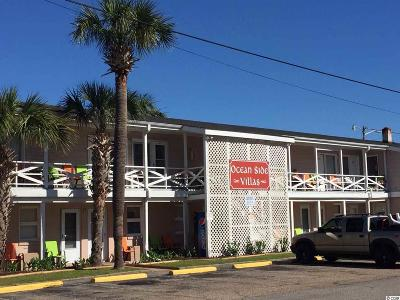 Myrtle Beach Condo/Townhouse For Sale: 307 Flagg St. #302