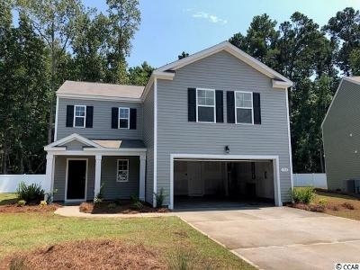 Georgetown County, Horry County Single Family Home Active Under Contract: 756 Treaty St.
