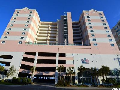 North Myrtle Beach Condo/Townhouse For Sale: 1903 S Ocean Blvd. #1210