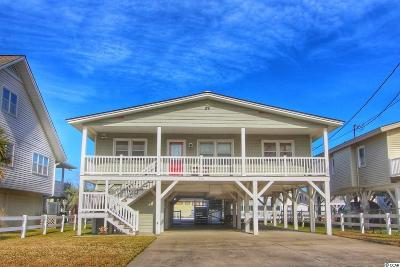 North Myrtle Beach Single Family Home For Sale: 330 53rd Ave. N