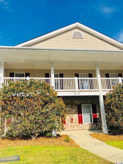 Myrtle Beach Condo/Townhouse For Sale: 3676 Clay Pond Village Ln. #7