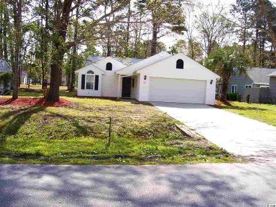 Longs Single Family Home For Sale: 392 Charter Dr.