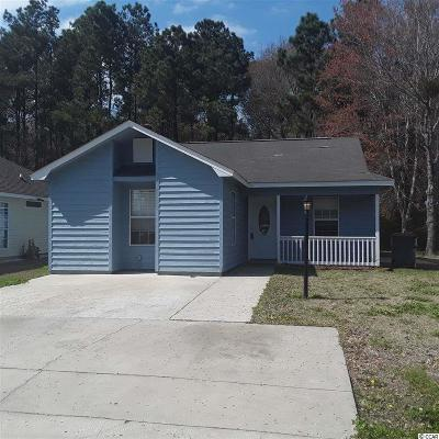 myrtle beach Single Family Home For Sale: 9430 Leeds Circle