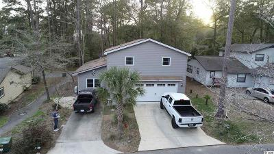 Little River SC Single Family Home Sold: $203,000