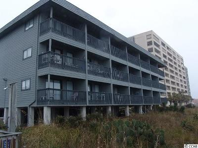 North Myrtle Beach Condo/Townhouse For Sale: 6000 N Ocean Blvd. N #221