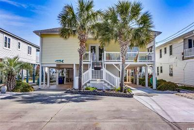 North Myrtle Beach Single Family Home For Sale: 304 57th Ave. N