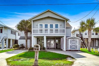 Murrells Inlet, Garden City Beach Single Family Home For Sale: 221 Dogwood Dr. S
