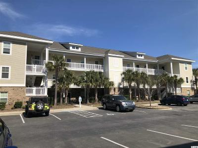 North Myrtle Beach Condo/Townhouse For Sale: 6253 Catalina Dr. #1225