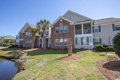 Murrells Inlet, Garden City Beach Condo/Townhouse For Sale: 22-G Woodhaven Dr. #G