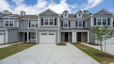 North Myrtle Beach Condo/Townhouse For Sale: 2406 Kings Bay Rd. #Lot 04