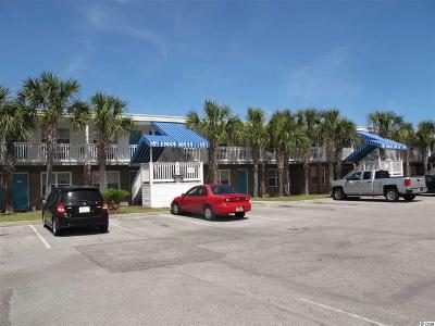 North Myrtle Beach Condo/Townhouse Active Under Contract: 804 S 12th Ave. #102