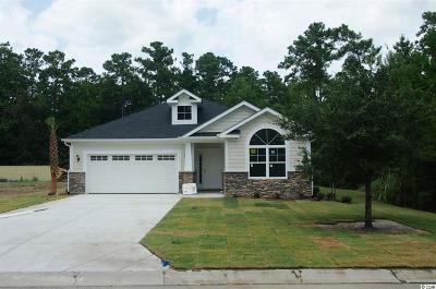 Murrells Inlet Single Family Home Active Under Contract: 624 Elmwood Circle