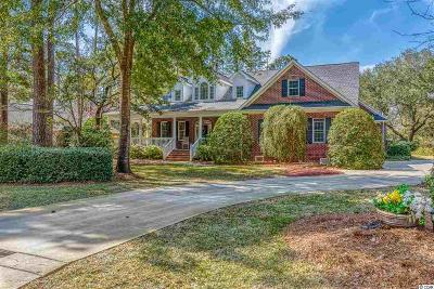 Pawleys Island Single Family Home For Sale: 243 Doral Dr.