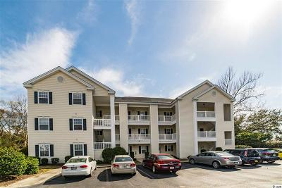 North Myrtle Beach Condo/Townhouse For Sale: 901 West Port Dr. #1606