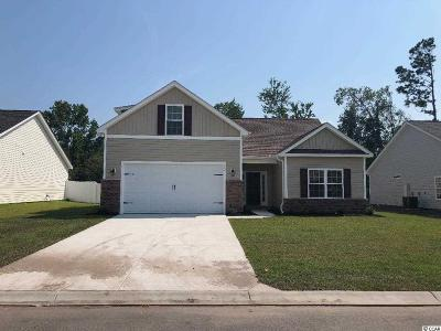 Conway Single Family Home Active Under Contract: 142 Palm Terrace Loop